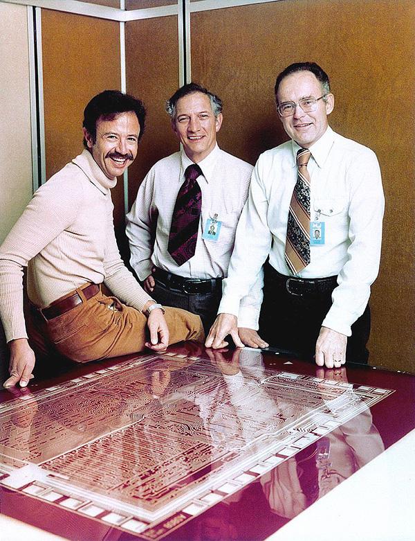 Andy Grove et al.
