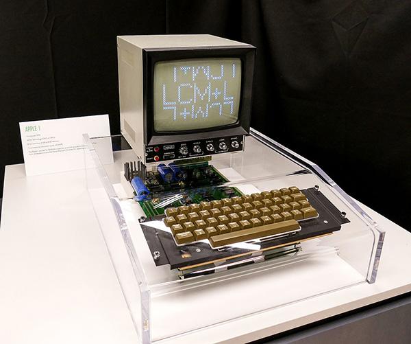 Apple I. 1976