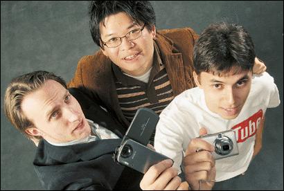 Steve Chen 1978- et al. - YouTube
