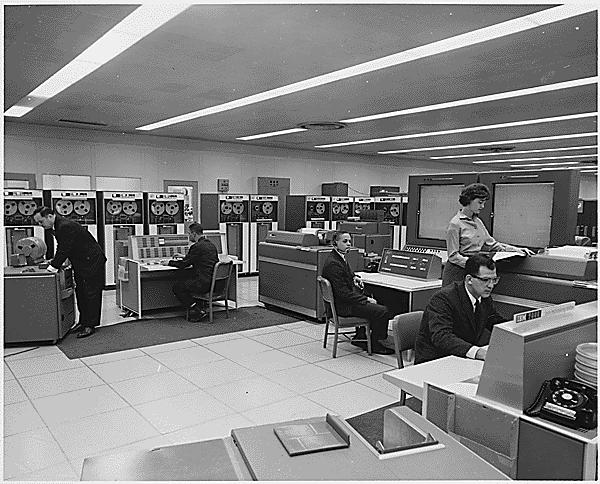 IBM7090-NASA-1962