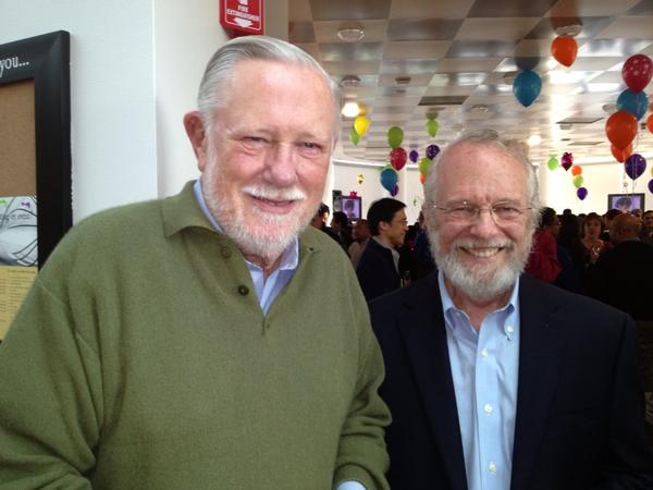 John Warnock & Chuck Geschke