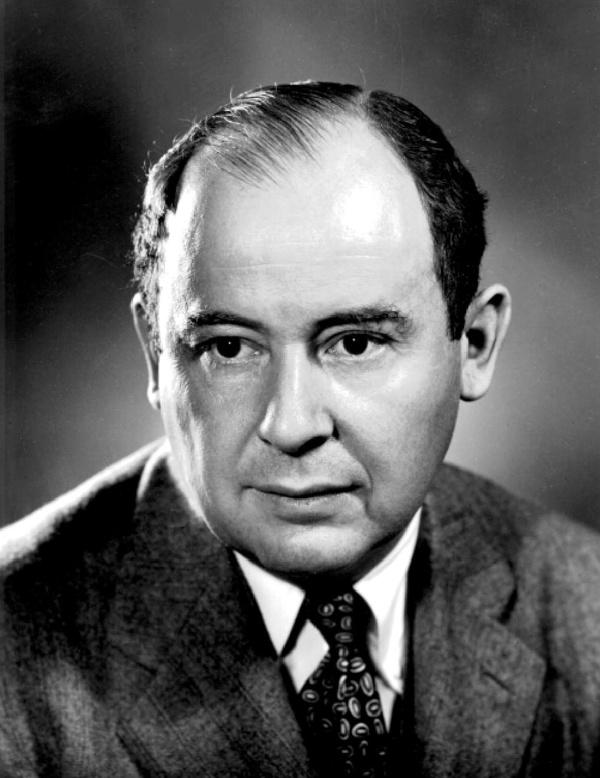 John von Neumann 1903-1957