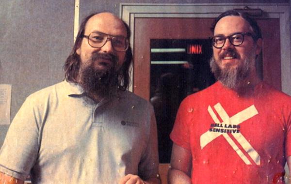 Ken Thompson Dennis Ritchie