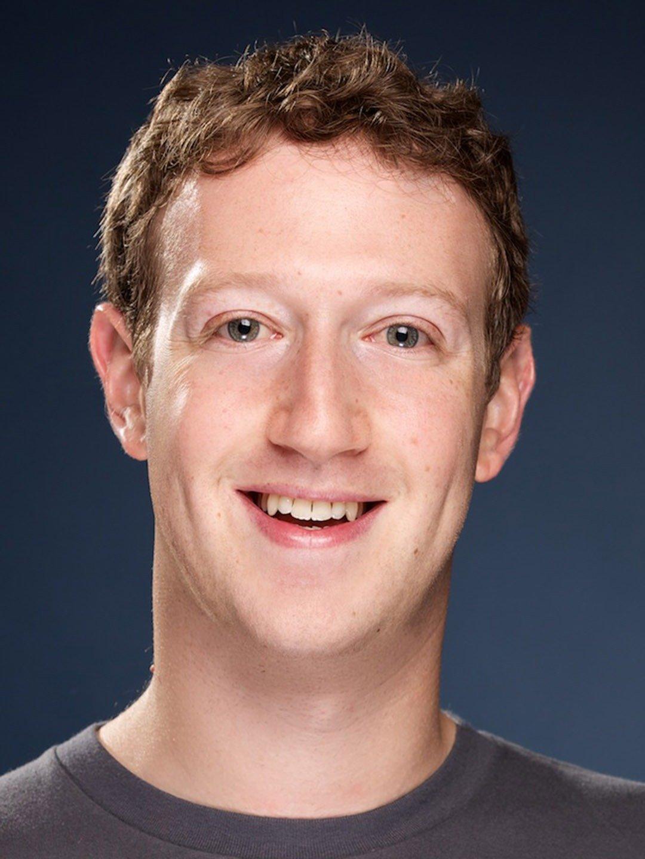 Mark Zuckerberg 1984-