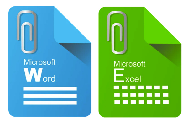 MS Word & Excel