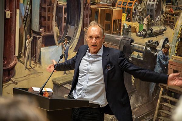 Tim Berners-Lee 1955-
