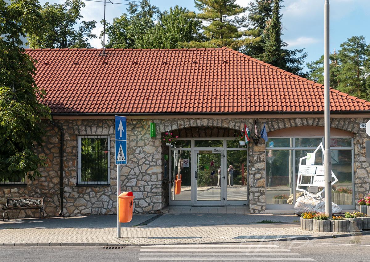 KFKI main entrance